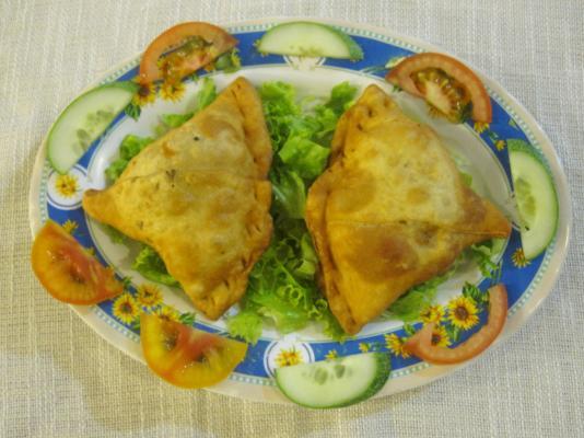 Beef Samosa (2 pcs)