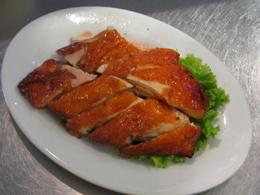Roast / Honey chicken