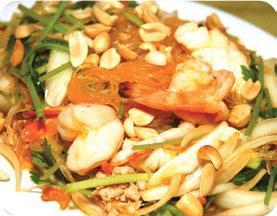 Yam woon sen (Spicy)
