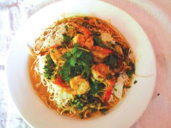 Kra-Koong (Spicy)