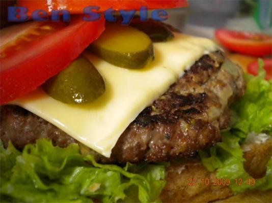 07 Beef Burger