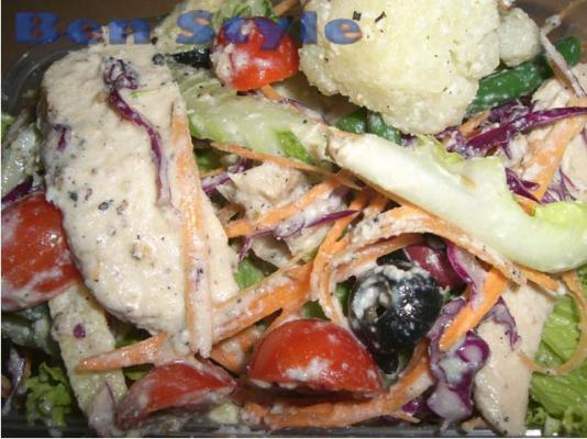 23 Pro Salad