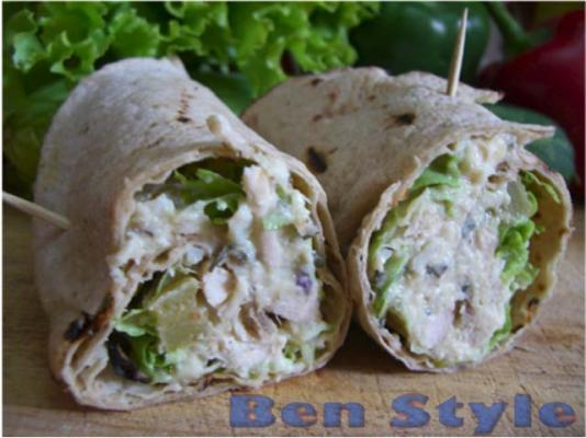 23a Potato Salad Wrap
