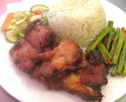 BBQ Chicken Rice