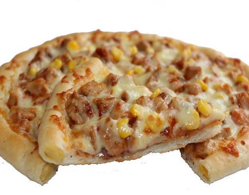 2 Rib BBQ Pizza