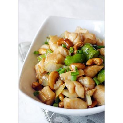 E6.  Cashew Chicken
