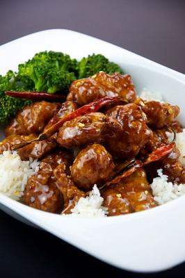 E9.  General Tso's Chicken