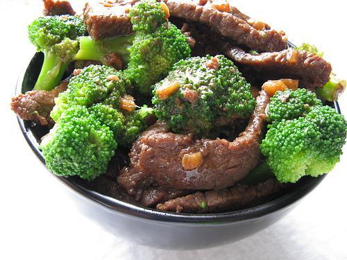 E13.  Broccoli Beef
