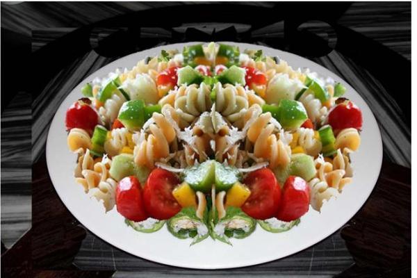 Pasta/Russian salad