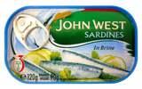 John West Sardines in Brine (120g)