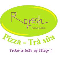 Pizza & Trà sữa Refresh