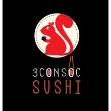 Sushi 3 Con Sóc