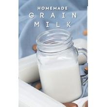 Homemade Grain Milk