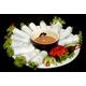 Rice Noodle Rolls filled w/Beef or Shrimp or Vegetable (4 pcs)