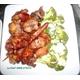 Grilled pork-tails