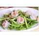 Stir-Fried Shrimp with Shallot Leaves