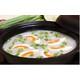 Porridge with Pork Meat And Salt Egg