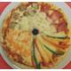 Pizza Quattro Stagioni (4 seasons)