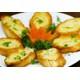 Garlic bread (pain à l'ail)