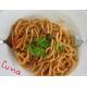 1 Spaghetti with bolognaise