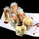 M19. Negi sake torro maki tempura