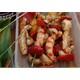 Grilled vegan shrimp