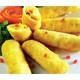 Fried fruits spring rolls
