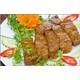 Caramelized vegan pork