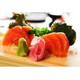 SA5 Salmon sashimi
