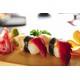 SU7 Red clam Sushi