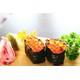 SU13 Salmon egg sushi