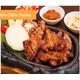 Grilled pork rib