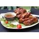 Spare Ribs grilled w/Sơn Tinh Bộ Sa Pa Liquor