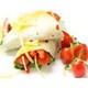Greek Salad Wrap Tortillas