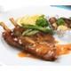 Grilled pork ribs (medium set 4-5pcs)