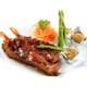 Grilled pork ribs (small set 2-3pcs)
