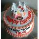 No.32 3D Hello Kitty cake