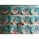 No.58 Box of 12 cupcake as topic Deremon