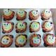 No.60 Box of 12 cupcake as topic Kitty
