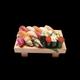 SET 8 sushi-moriawase A ( 16 pieces)