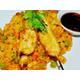 Thailand fried rice & chicken stick