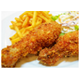 Fried drumstick chicken H2T