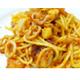Seafood and tomato sauce