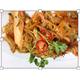 Fried kimchi noodles