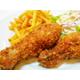 H2t deep fried Chicken thigh