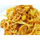 Seafood with tomato sauce spaghetti