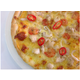 Seafood Curry Pizza