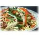 Shredded vegan chicken salad