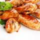 C1. BBQ Chicken Wings (2 pcs)