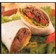 Machaca Beef Burrito